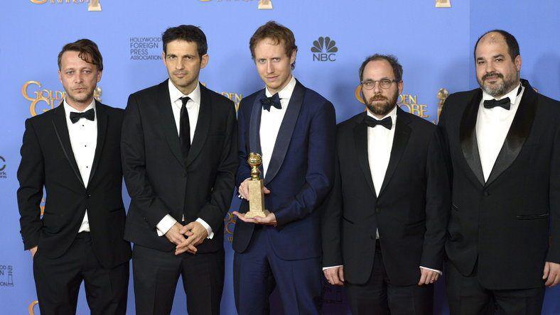 Oscar-Díj / Saul Fia / Leonardo Dicaprio