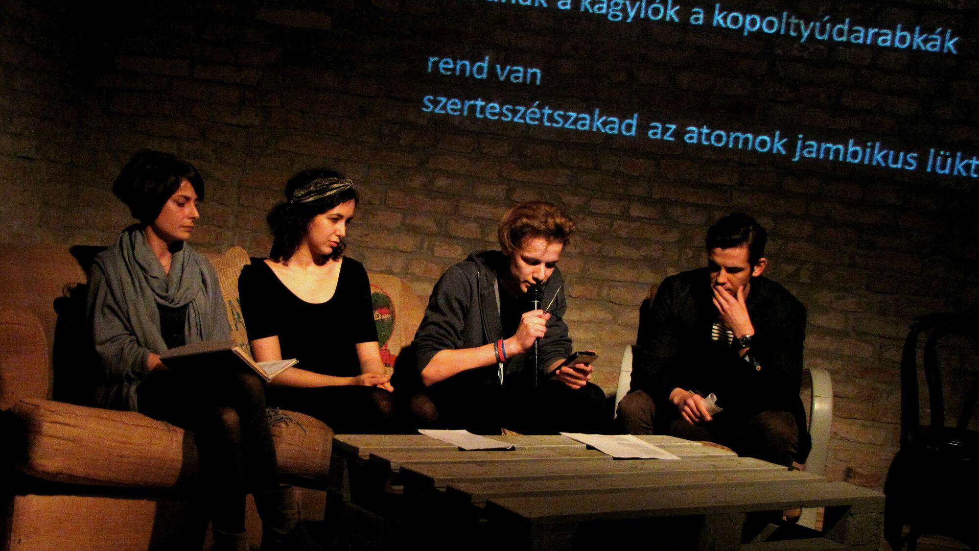 Vers-show / Vallai Kert