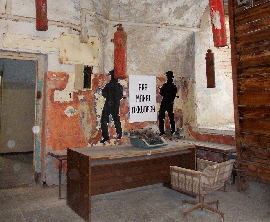 Patarei / Börtönmúzeum