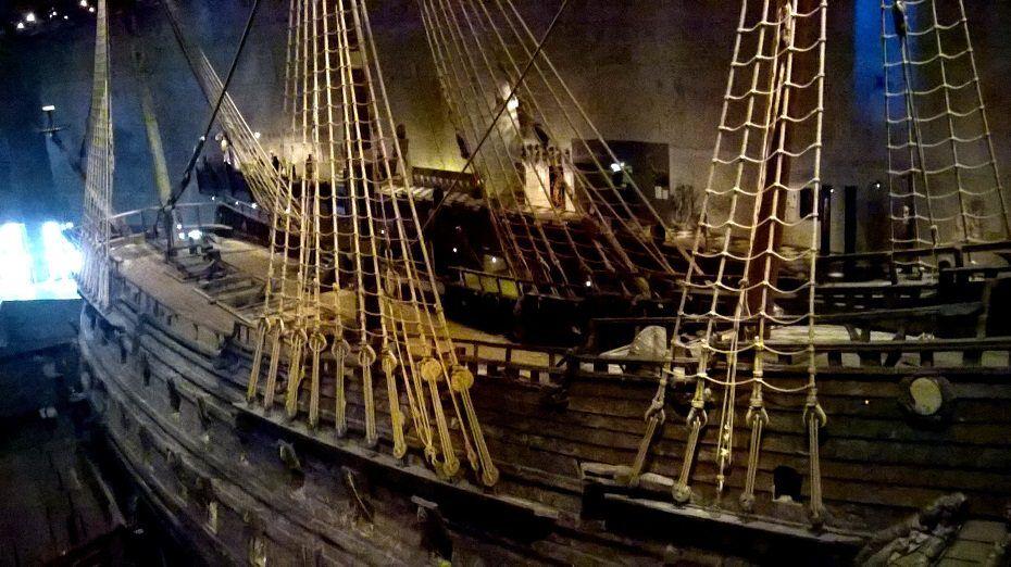 Vasa Museum / Stockholm