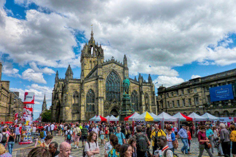 Edinburgh / Fringe