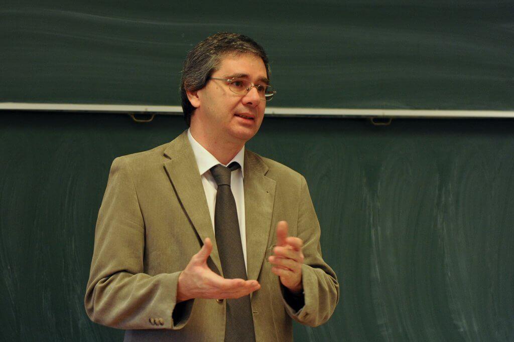 Borbély Szilárd egykori kollégája, Debreczeni Attila