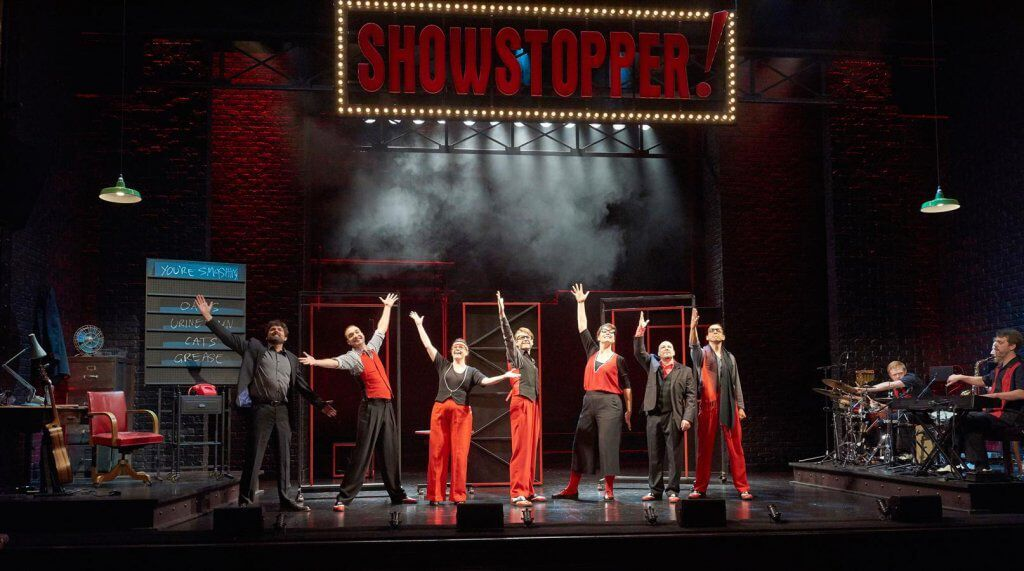 Showstopper The Improvised Musical 9515