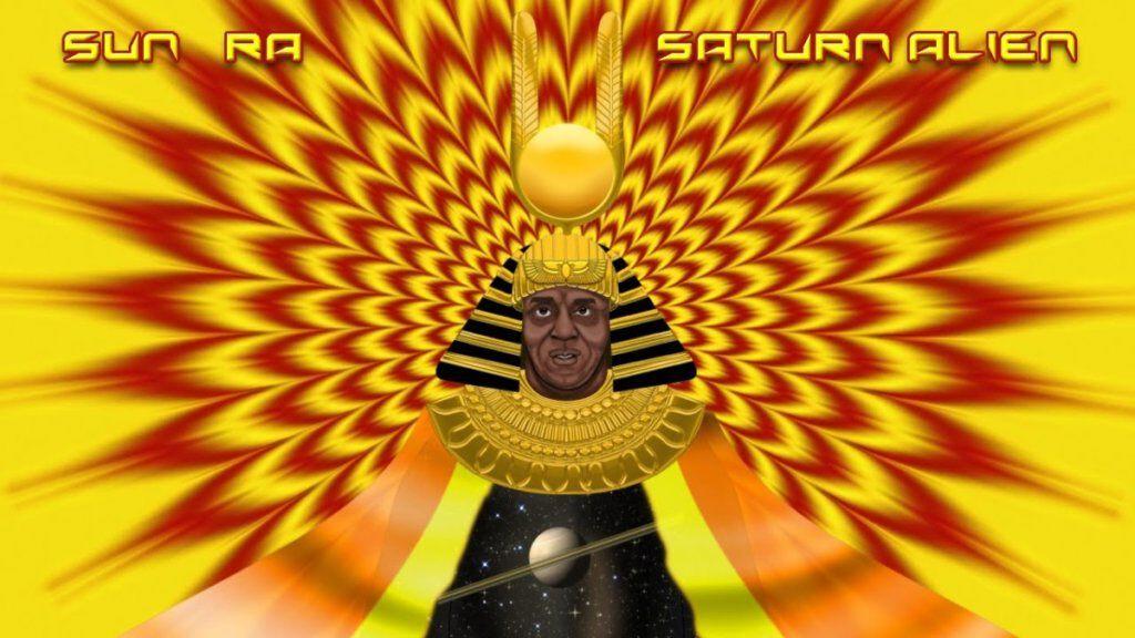 Afrofuturizmus / Sun Ra