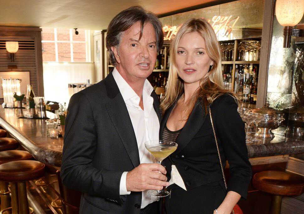 richardcaring katemoss