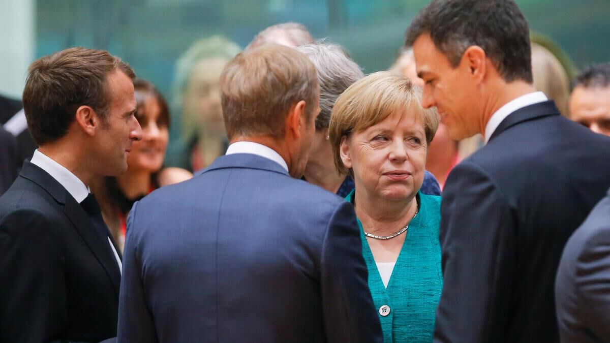Belgium Eu Council Summit