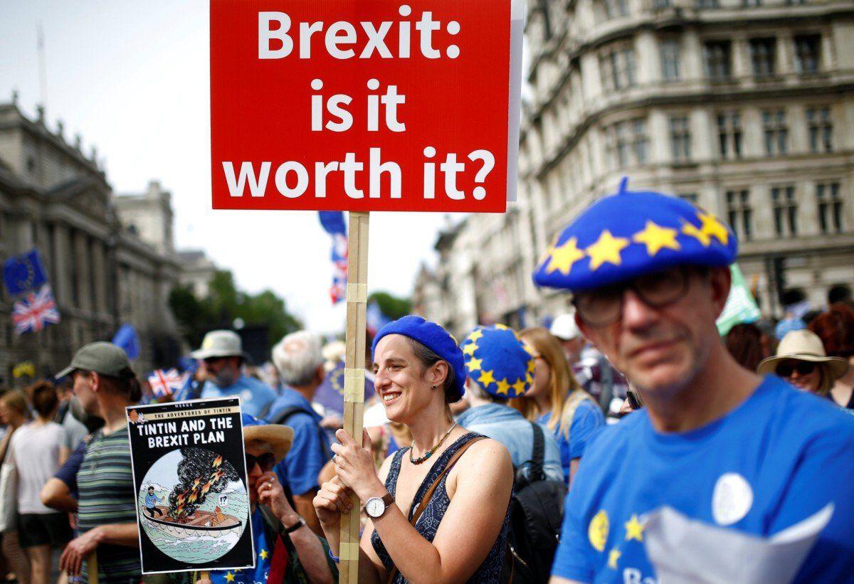 Brexit Vote March 30