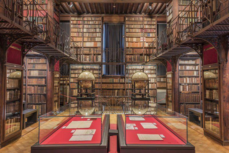 Hendrik Conscience Heritage Library Antwerp Belgium 5b15c7e80e1b1 880