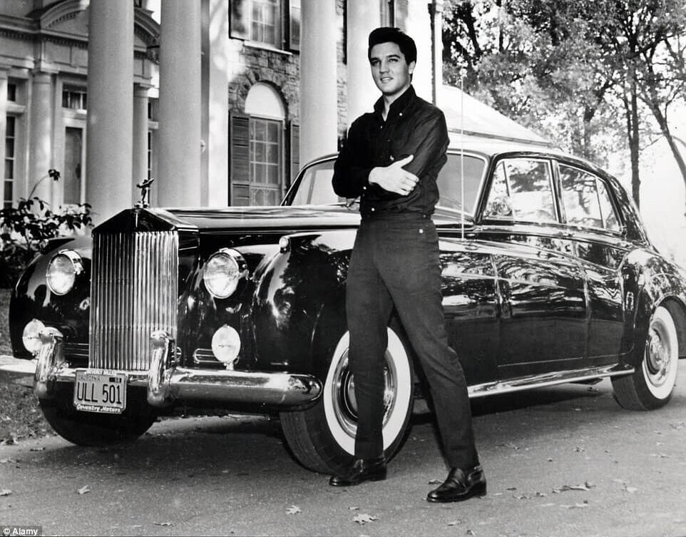 1405950706033 Image galleryImage Elvis Presley with his Ro