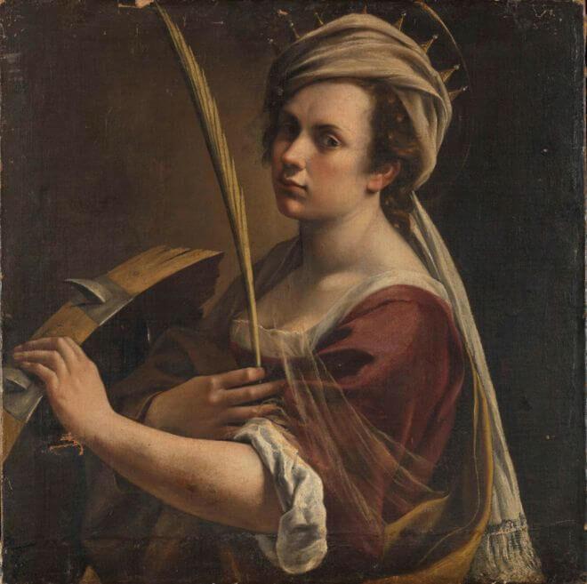 Artemisia Gentileschi2