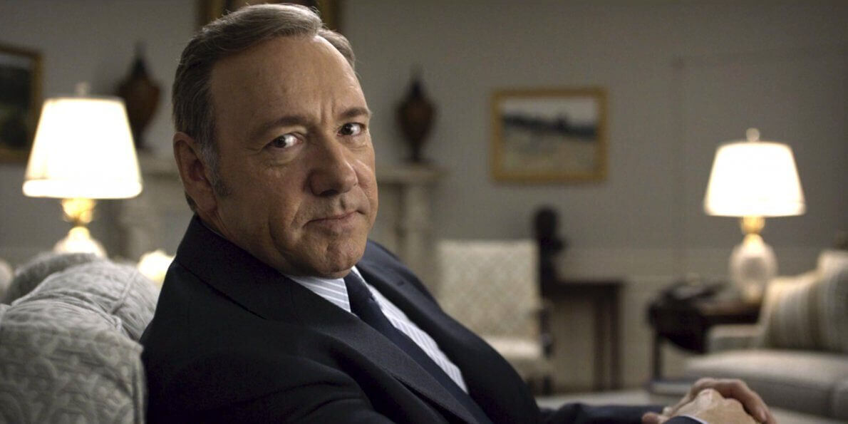 House of Cards Spacey