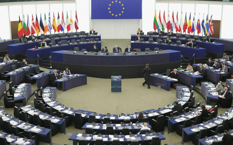 Eu Referendum Strasbourg The Seat Of The Eu Parliament 531573930 59888F2Ef396D