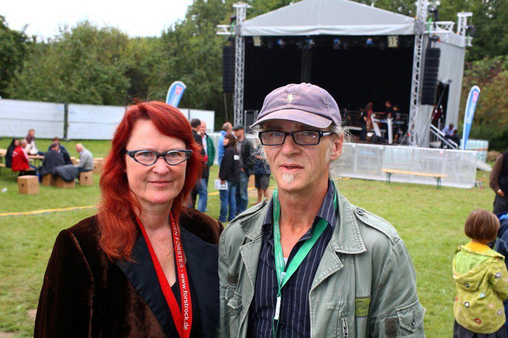 Horst Und Birgit Lohmeyer