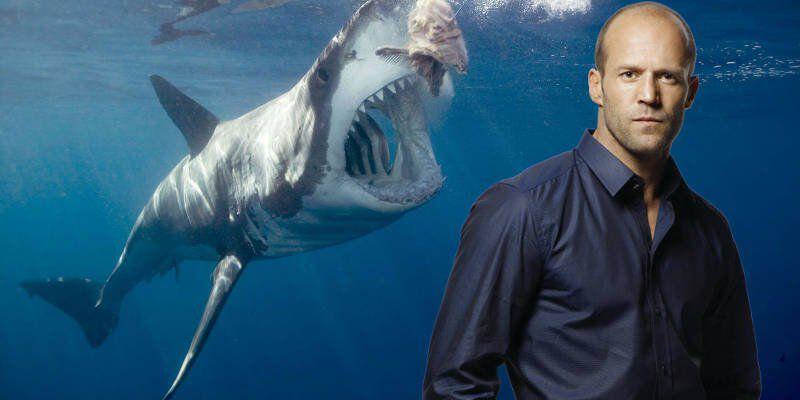 Jason Statham Meg