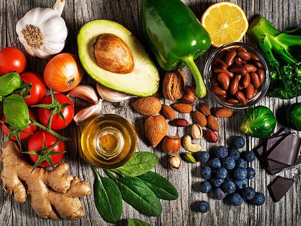 Antioxidant Foods 664764006