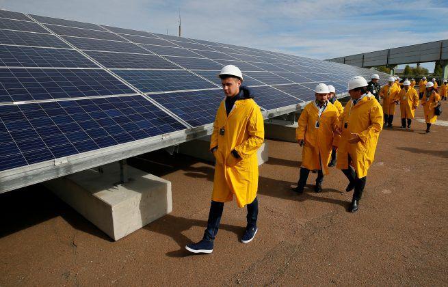 2018 10 05T143625Z 1 Lynxnpee9416Q Rtroptp 4 Ukraine Chernobyl Solar