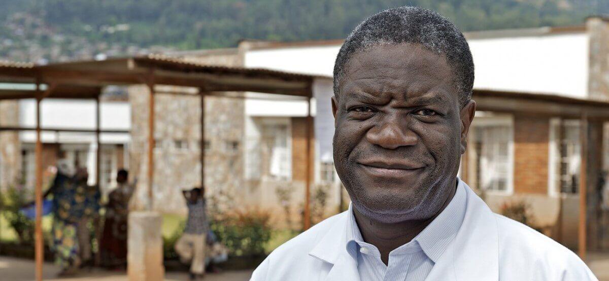 Denis Mukwege Web