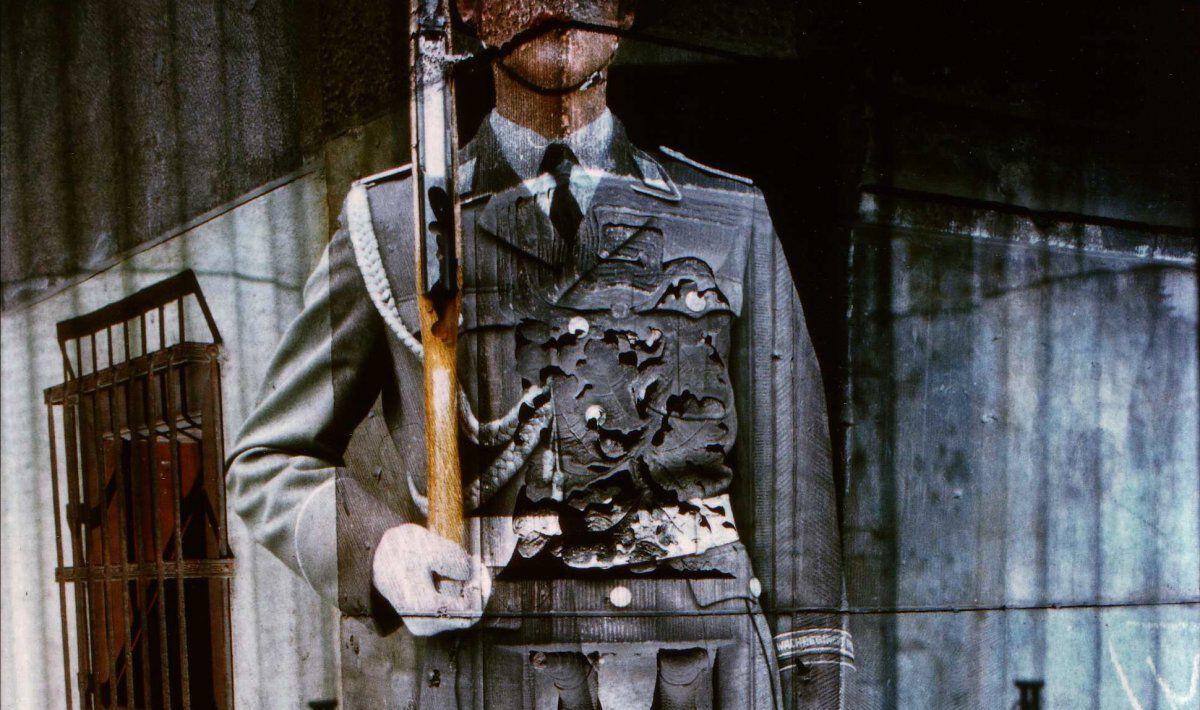 Inda Philip POCOCK Unter den Linden East BERLIN 1982 1