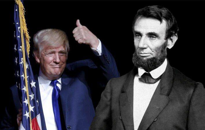 Mi Trump Lincoln