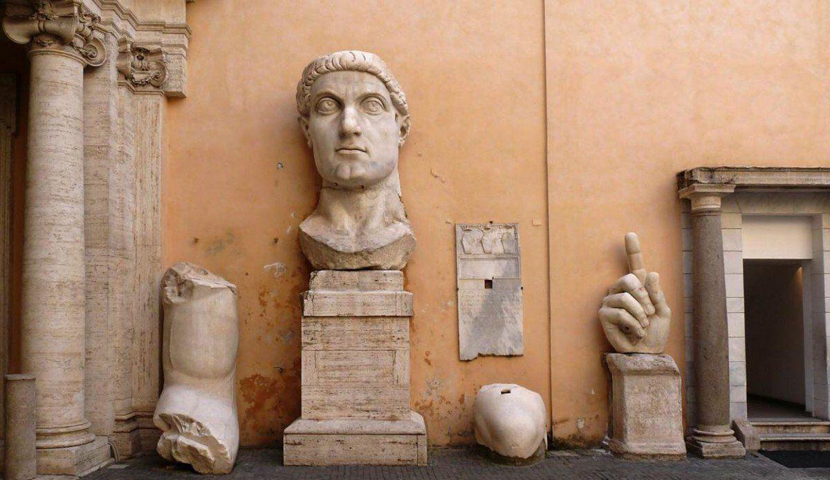 Musei Capitolini Top Story Lead