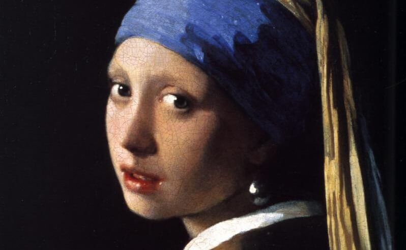 Jan Vermeer Girl with a pearl earring galleryIntell e1362631184589