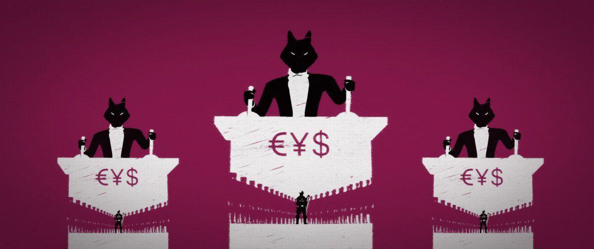 consumerism animation