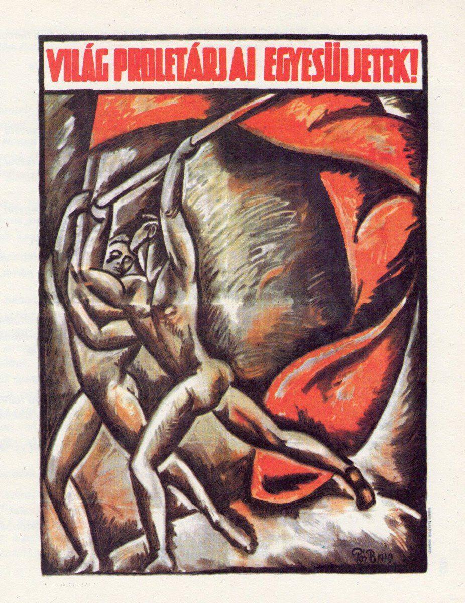 Bertalan Pór vilag proletarjai
