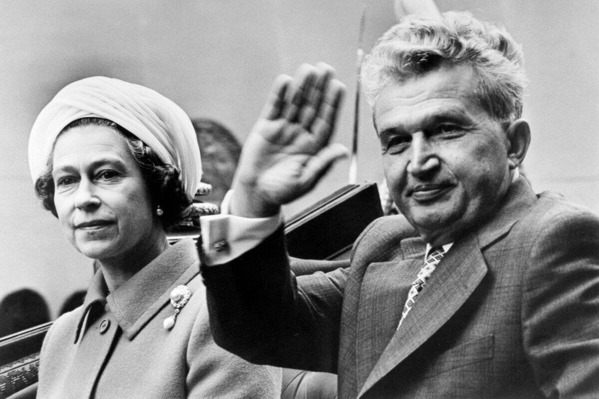 Queen Ceausescu 2500x1667 Getty Images