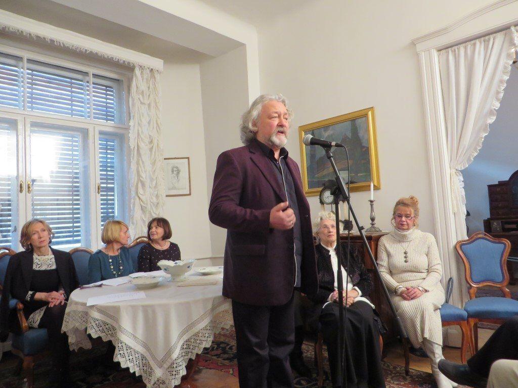 Wohlmuth István Ady múzeumban terefereklub