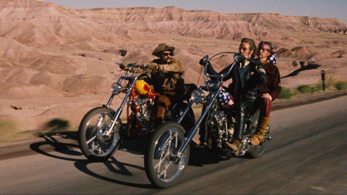 easy rider Mubi