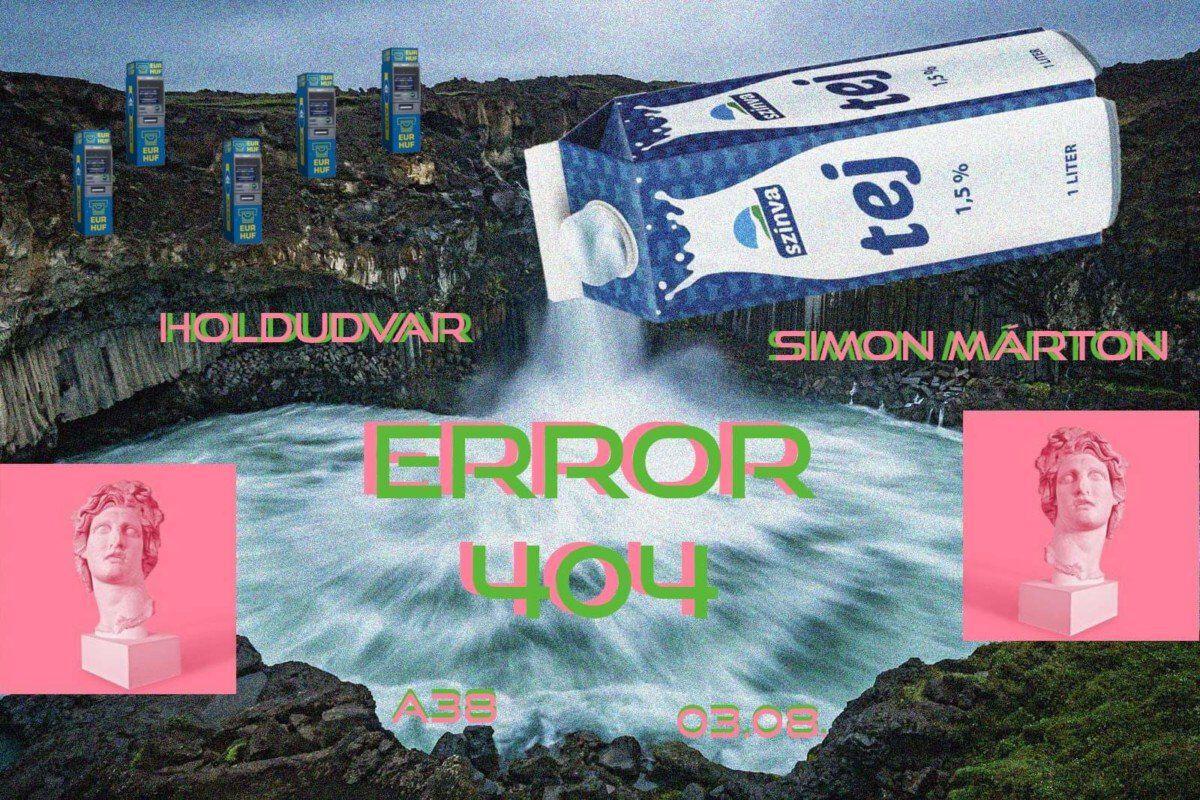 Error404 promo Tej