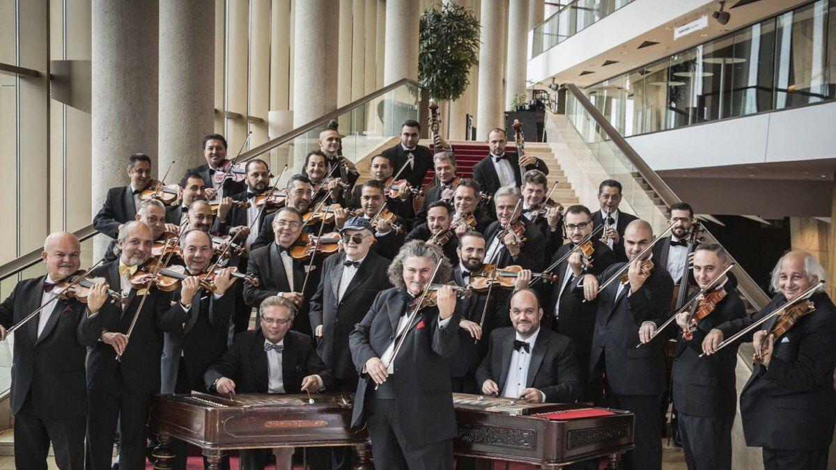Európai Roma Fesztiválzenekar fidelio