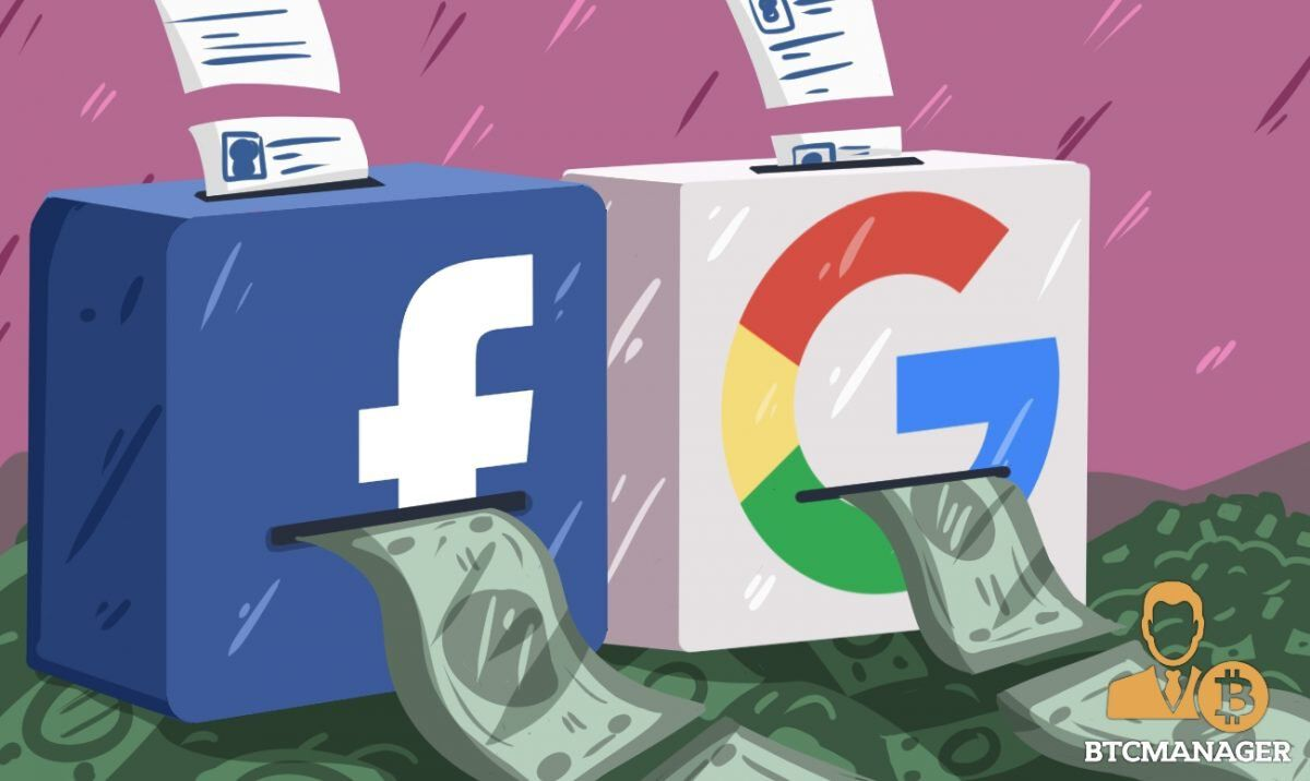 How Google And Facebook Are Making Money From Your Personal Data And What One Blockchain Company Is Doing To Stop It