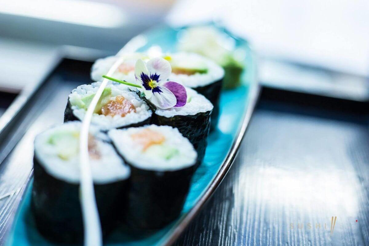Sushi Fotó sushi sei étterem