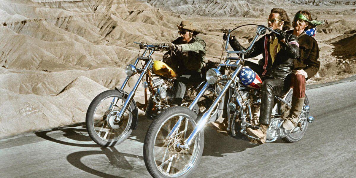 Easy Rider Movie byrd theatre foundation