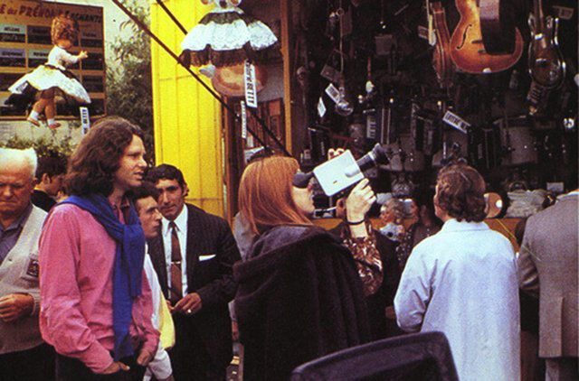 Last Known Photos of Jim Morrison 1