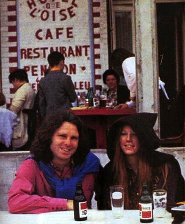 Last Known Photos of Jim Morrison 3