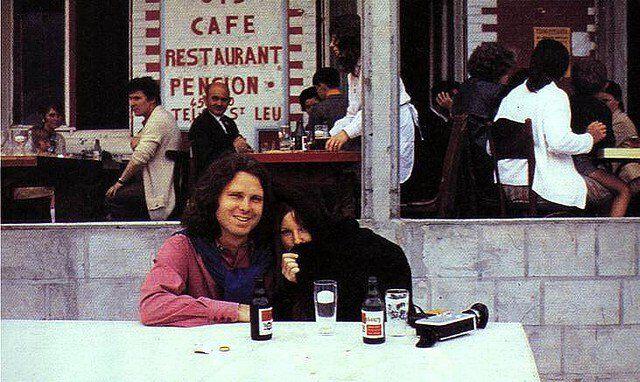 Last Known Photos of Jim Morrison 4