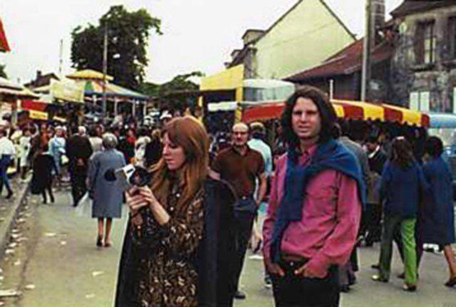 Last Known Photos of Jim Morrison 6