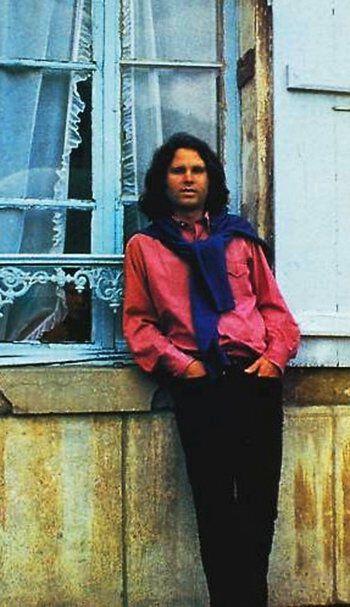 Last Known Photos of Jim Morrison 7