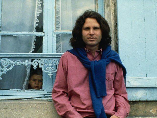 Last Known Photos of Jim Morrison 8