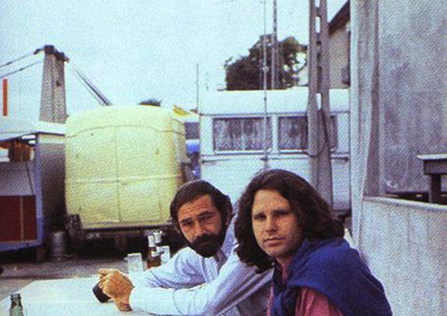 Last Known Photos of Jim Morrison 9