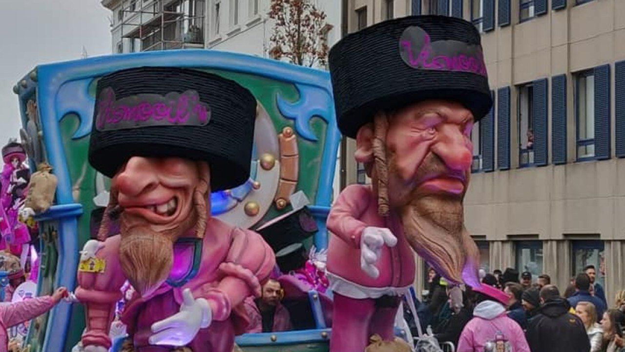 aalsti karnevál librarius