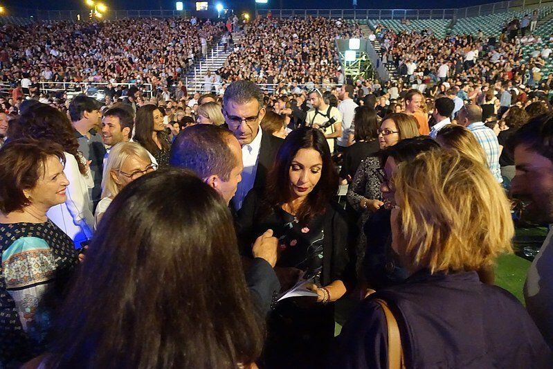 800px Miri Regev in Jerusalem Film Festival