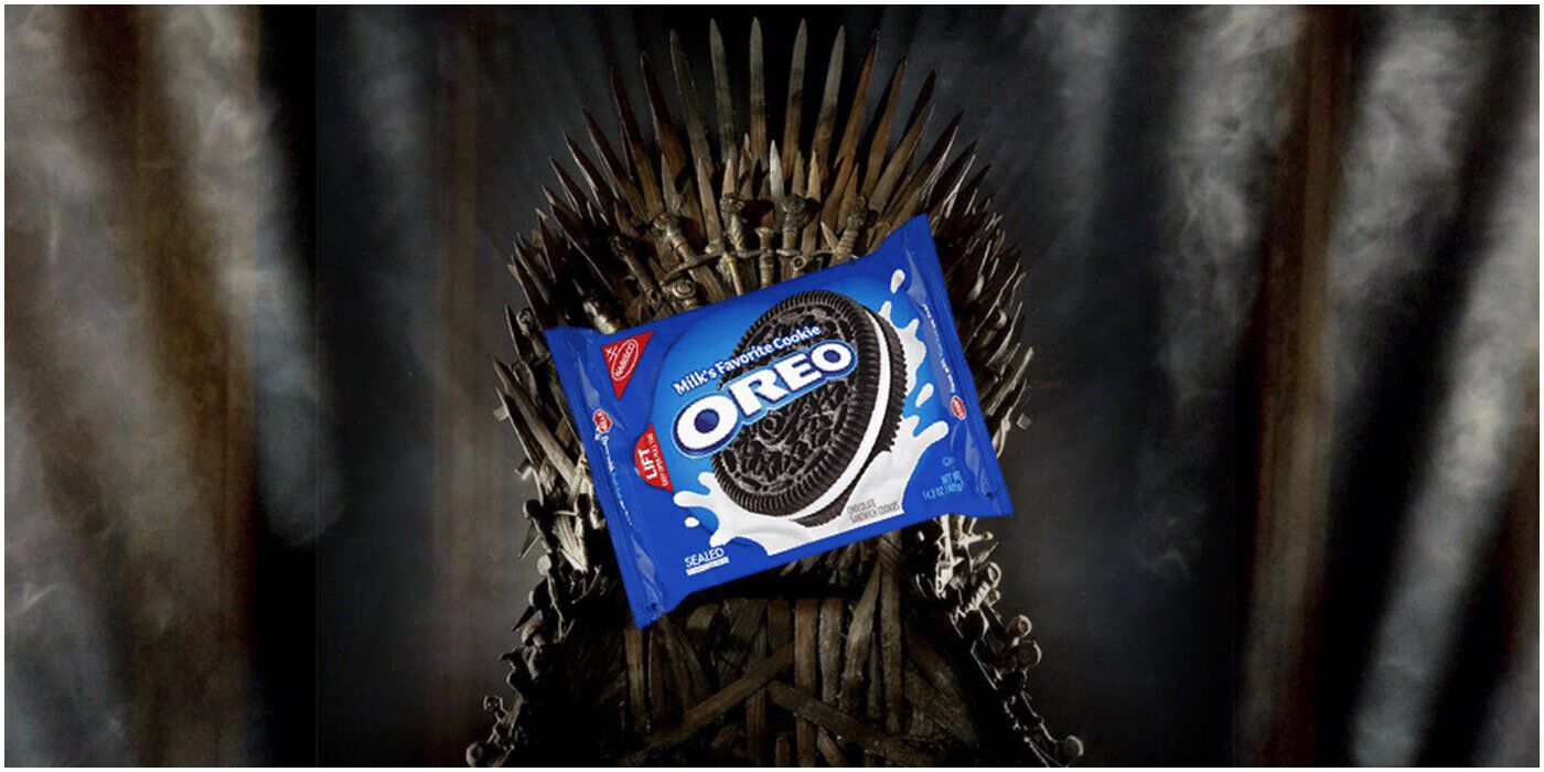 Game of Thrones Oreo Cookies Cover
