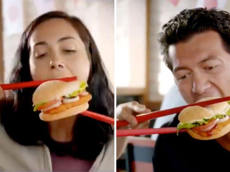 burger king rasszista reklám vietnámi burger