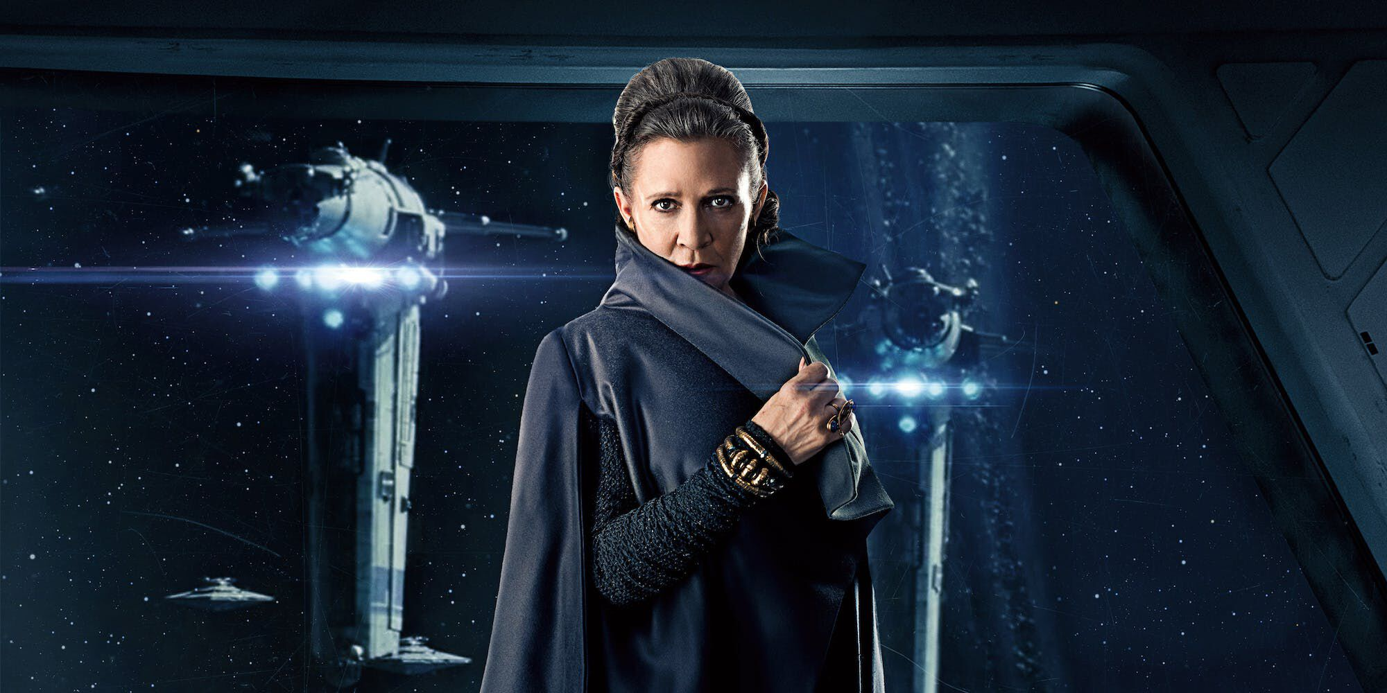 lea organa carrie fisher star wars episode 9