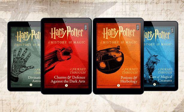 új harry potter könyvek 2019
