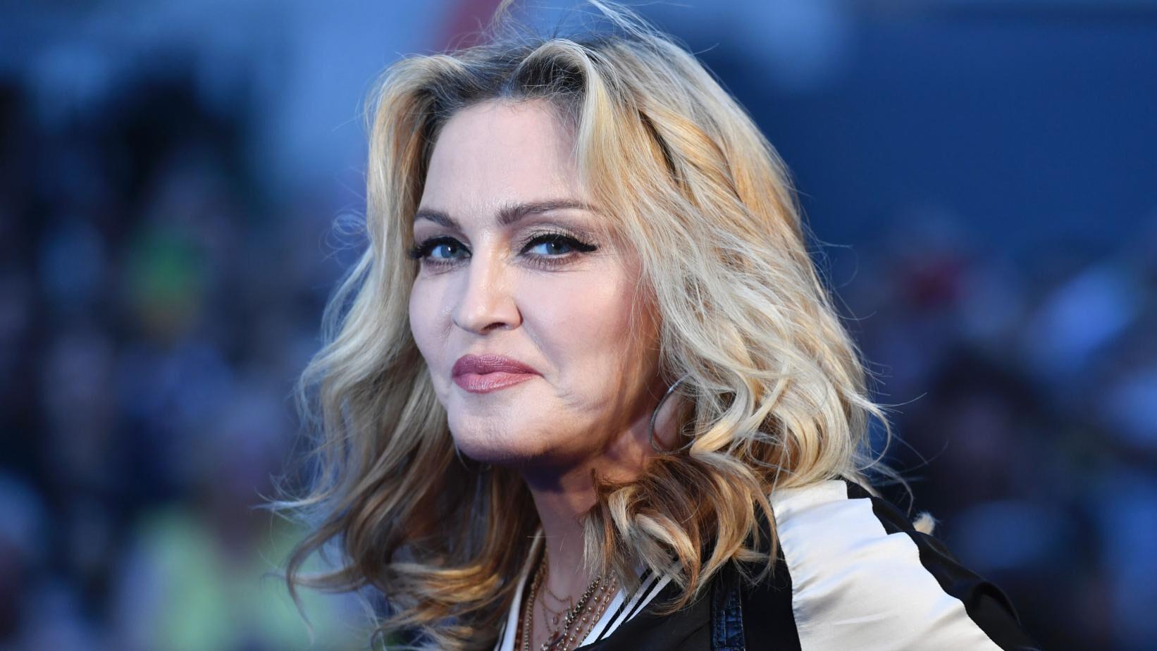 Madonna eurovizio