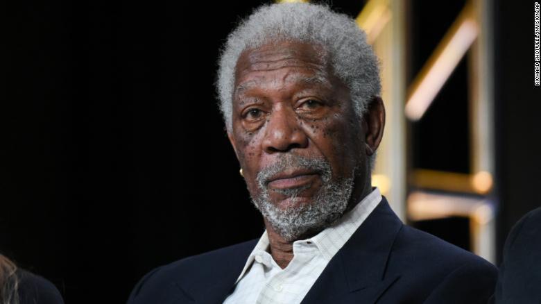 Morgan Freeman CNN